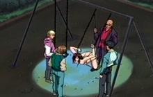 Animated gangbang