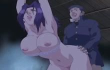 Hentai anal sex